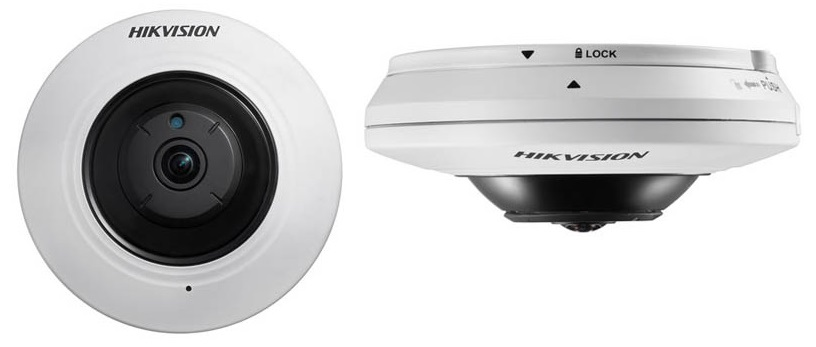 4MP Mini Fisheye Camera