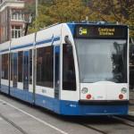 GVB Amsterdam tram