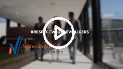 Campagne Respect voor beveiligers